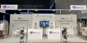 Stand LEV2050 - Food 4 Future