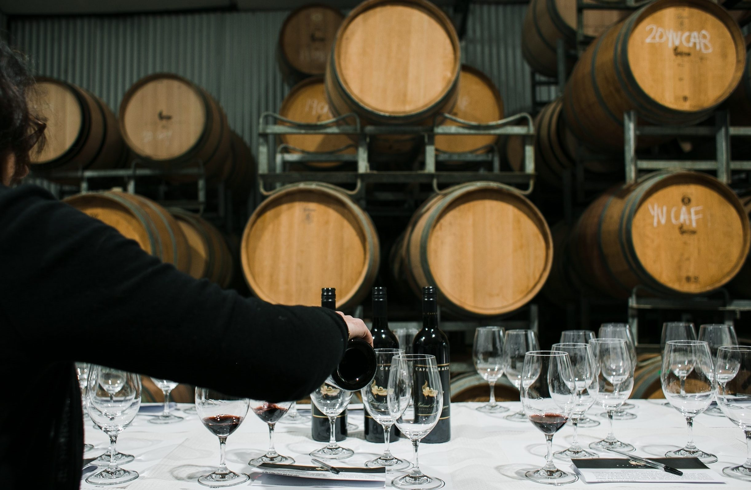 How is a wine tasting done? – Part 2