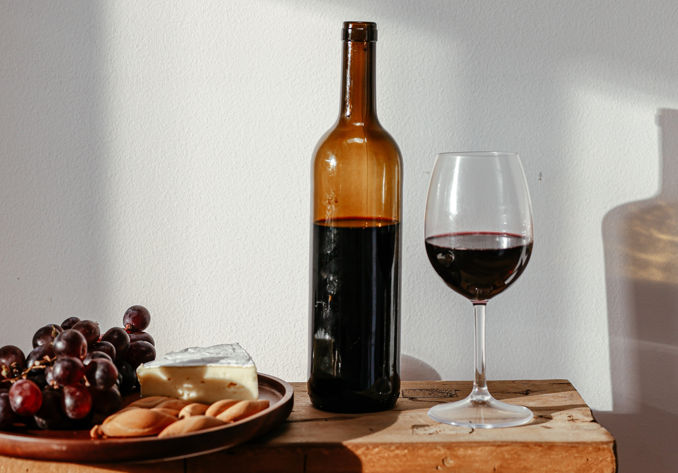 What are the benefits of red wine?